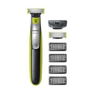 Philipsi OneBlade Face QP2530 / 30, kahe teraga, 4 korrastuskinnitusega 1/3